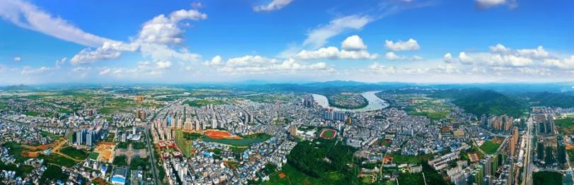 横县撤县设市区划调整获得国家批复,更名:横州市!