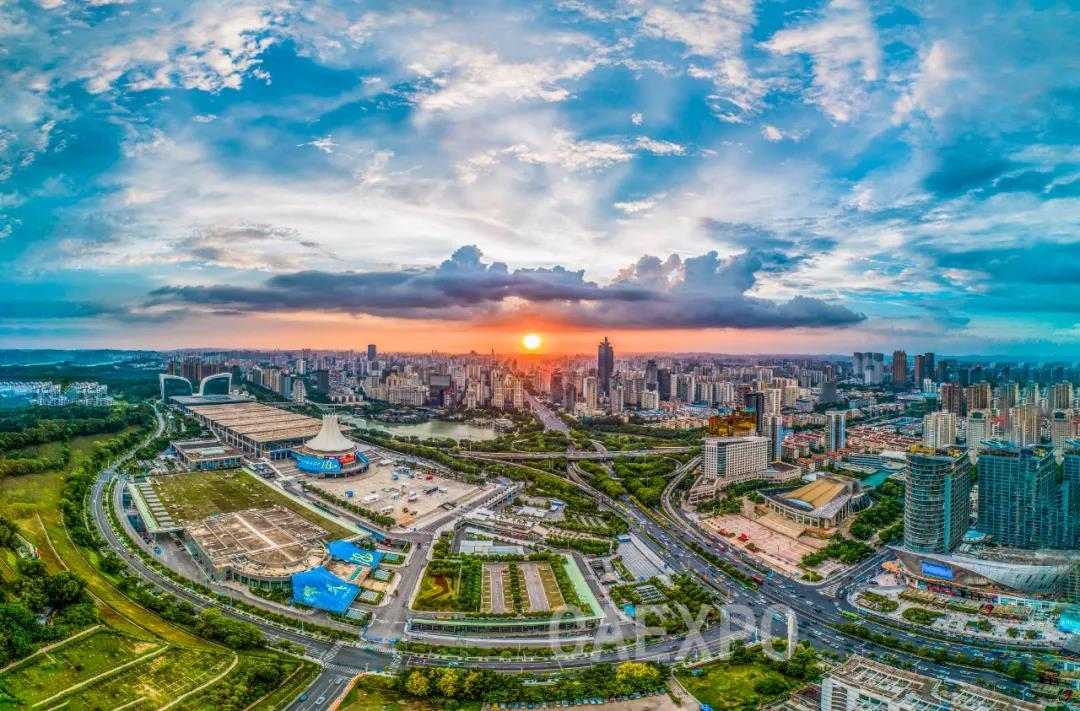 共襄合作盛举 共筑互赢平台——第18届东博会、峰会开幕